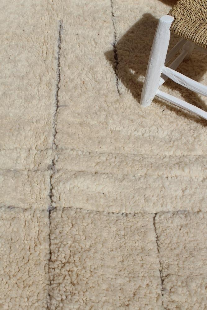 tapis berbère beni oaurain tissé à la main au maroc par nos artisans piece unique